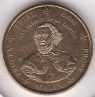 Malte. 10 Cents 2003. Specimen. Essai Probe - EURO