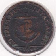 DAUPHINÉ Jeton LOUIS XIII DAUPHIN (futur LOUIS XIV) 1641 - Royal / Of Nobility