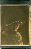 PORTRAIT OF A WOMAN, RETRATO DE UNA MUJER, PORTRAIT D'UNE FEMME. POSTAL POSTALE CPA CIRCA 1920's NON CIRCULE - LILHU - Mujeres
