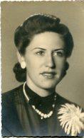 PORTRAIT OF A WOMAN, RETRATO DE UNA MUJER, PORTRAIT D'UNE FEMME. POSTAL POSTALE CPA YEAR 1941 NON CIRCULE - LILHU - Mujeres