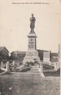 80 - LIHONS - Monument Aux Morts - Autres Communes