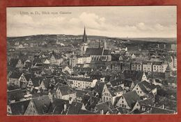 Ulm, Blick Vom Gaenstor, Germania, Nach Nagold 1912 (75960) - Ulm