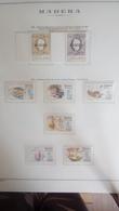 Francobolli Stamps Madera 1980-2003 + Molti Foglietti Madeira - Francobolli