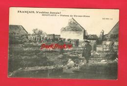 02 Aisne MOUFLAYE Plateau De VIC SUR AISNE - Other Municipalities