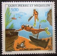 SAINT PIERRE ET MIQUELON                      N° 574                        NEUF** - Neufs
