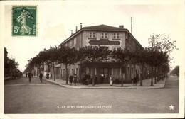 69 -  LA DEMI-LUNE LA PLACE CARTE PHOTO / A 476 - France