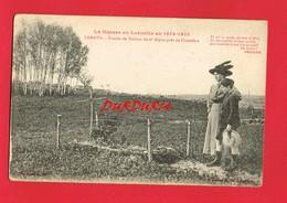 54 Meurthe Et Moselle LAMATH  Tombe De Soldats Du 6e Alpins Près Du Cimetière Guerre 14-18 - Francia