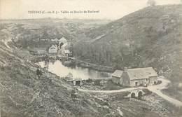 CPA 22 Côtes D'Armor Du Nord TREDIAS - Vallée Etang Et Moulin De Rocherel - Otros Municipios
