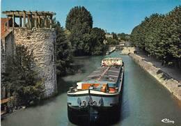 Montargis Péniche Péniches - Montargis