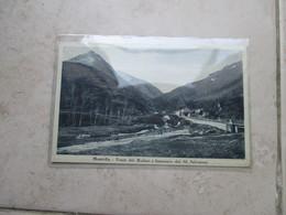 MONTELLA Ponte Del Molino E Santuario SS.Salvatore 1942 Campo D'arme - Avellino