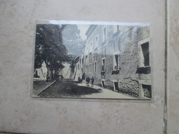 CERVINARA Palazzo Conte Del Balzo Animata Viaggiata Utilizzo Postale Dopoguerra - Avellino