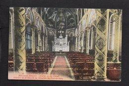 Canada / Québec / St Hyacinthe / Intérieur De La Chapelle Du Monastère Du Précieux Sang (voir Texte Au Verso ) - St. Hyacinthe