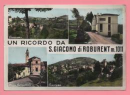 Un Ricordo Da S. Giacomo Di Roburent - Cuneo
