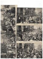 Brugge Bruges - Cortè Du Pas De L'Arbre D'or 1468. Juillet 1907 Reeks V 20 Postkaarten - Cartes Postales