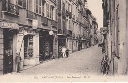 BAYONNE - Rue Bourneuf - Bayonne