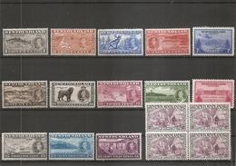 Terre Neuve ( Lot De Timbres Divers Différents XXX -MNH) - 1908-1947