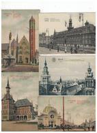Gent  Exposition Universelle De Gand 1913;  40 Oude Postkaarten (meeste Geschreven) - Cartes Postales