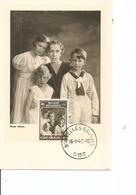 Belgique - Reine Elisabeth Et Ses Enfants ( CM De 1940 à Voir) - Maximumkarten (MC)