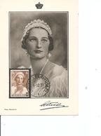 Belgique - Reine Astrid ( CM De 1935 à Voir) - Maximumkarten (MC)