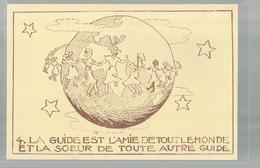 ** .  BOYS-SCOUTS        **---4. LA GUIDE EST L'AMIE DE TOUT LE MONDE . . . . . . .  . - Scoutisme