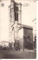 16. ATH TOUR DE L' ÉGLISE ST-JULIEN  FELDPOST NOV. 1916 1382/ D4 - Ath
