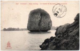 TONKIN - Baie D'Along - Le Cachet De Bouddha, Passe Profonde - Vietnam