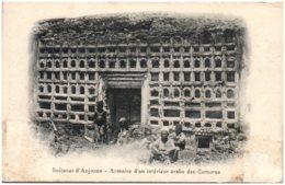 Sultanat D'ANJOUAN - Armoire D'un Intéreiur Arabe Des Comores - Comoros