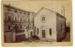 TORINO LAURIANO  CAPPELLA E CASTELLO DEI CONTI MORRA - Other Cities
