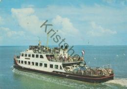 Ameland - Veerboot [AA45 5.370 - (gelopen Met Pz) - Netherlands