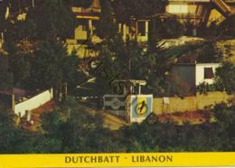 Dutchbatt Libanon - Ingang Bataljonscommandopost Haris - Veldpost [AA45 5.543) - (gelopen Met Pz) - Non Classés