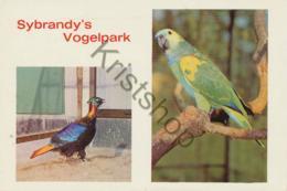 Rijs - Sybrandy's Vogelpark  [AA45 5.628) - (gelopen Met Pz) - Netherlands