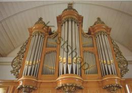 Wykel - Ned.Herv.Kerk - Orgel  [AA45 5.635) - (gelopen Met Pz) - Pays-Bas