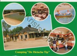 Zeeland - Camping De Heische Tip   [AA45 5.882 - (gelopen Met Pz) - Pays-Bas