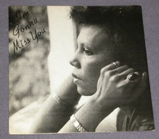 Annette 45t I'm Gonna Miss You (two Heart Records Suisse) Ex M - Vinyles