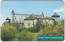 SLOVAKIA A-950 Chip Telekom - Culture, Castle - Used - Slovakia