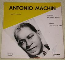 Antonio Machin 45t EP Sincerida (odeon SOE 3093 France) VG VG++ - Sonstige - Spanische Musik