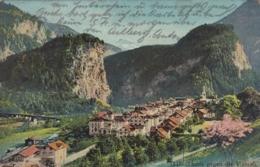 AK - THUSIS Gegen Die Viamala 1907 - GR Graubünden