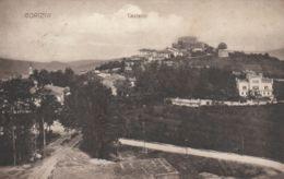 AK - GORIZIA - Panorama Mit Castello 1915 K.k.Militärzensur - Italien