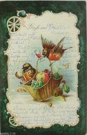 """""""Vogel, Obst, Korb"""" 1901 ♥   - Feiern & Feste"""