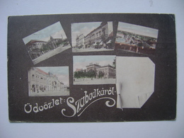 """HUNGARY - POSTCARD """"UDOOZLET : SZABADKAROL"""" IN THE STATE - Hungary"""