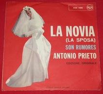 Antonio Prieto 45t L A Novia VG++ Ex - Sonstige - Italienische Musik
