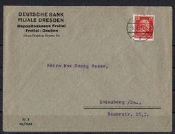 DR - Kuvert - Deutsche Bank - Big - Germany