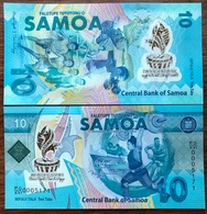 Samoa - 10 Tala 2019 Comm. UNC Lemberg-Zp - Samoa