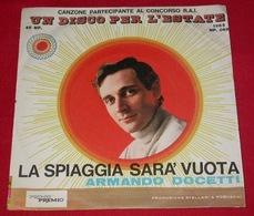 Armando Docetti 45t Un Disco Per L'estate (Tigre Italy 1965) VG++ NM - Sonstige - Italienische Musik