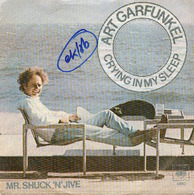 Art Garfunkel 45t Crying In My Sleep VG EX - Disco, Pop