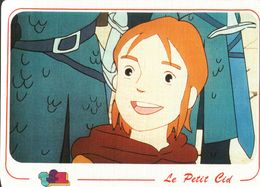 CARTE POSTALE - LE PETIT CID - TF1 - Séries TV
