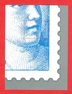 Marianne; Vignette / Feuillet De La Poste. Vignette Neuve Sans Charnière. (0663) - Commemorative Labels