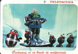 CARTE POSTALE - TELETACTICA - ANTENNE 2 - Séries TV