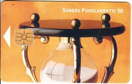 FINLAND - Vankeinhoitolaitos(puzzle 1/3), Sonera Telecard, Tirage 20000, 07/00, Used - Finland