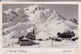 AK St. Christof Am Arlberg - Ca. 1940 (42228) - St. Anton Am Arlberg